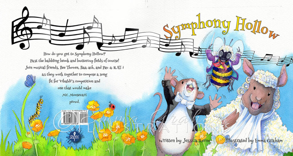 Symphony Hollow book cover