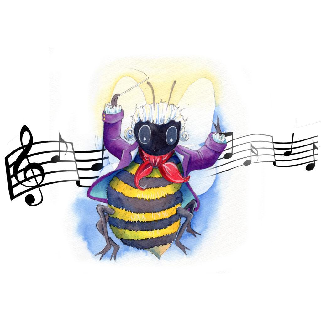Beethoven bee